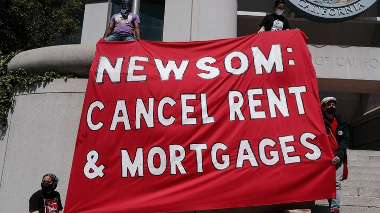 LA County extends eviction ban. What's holding up California's statewide moratorium?