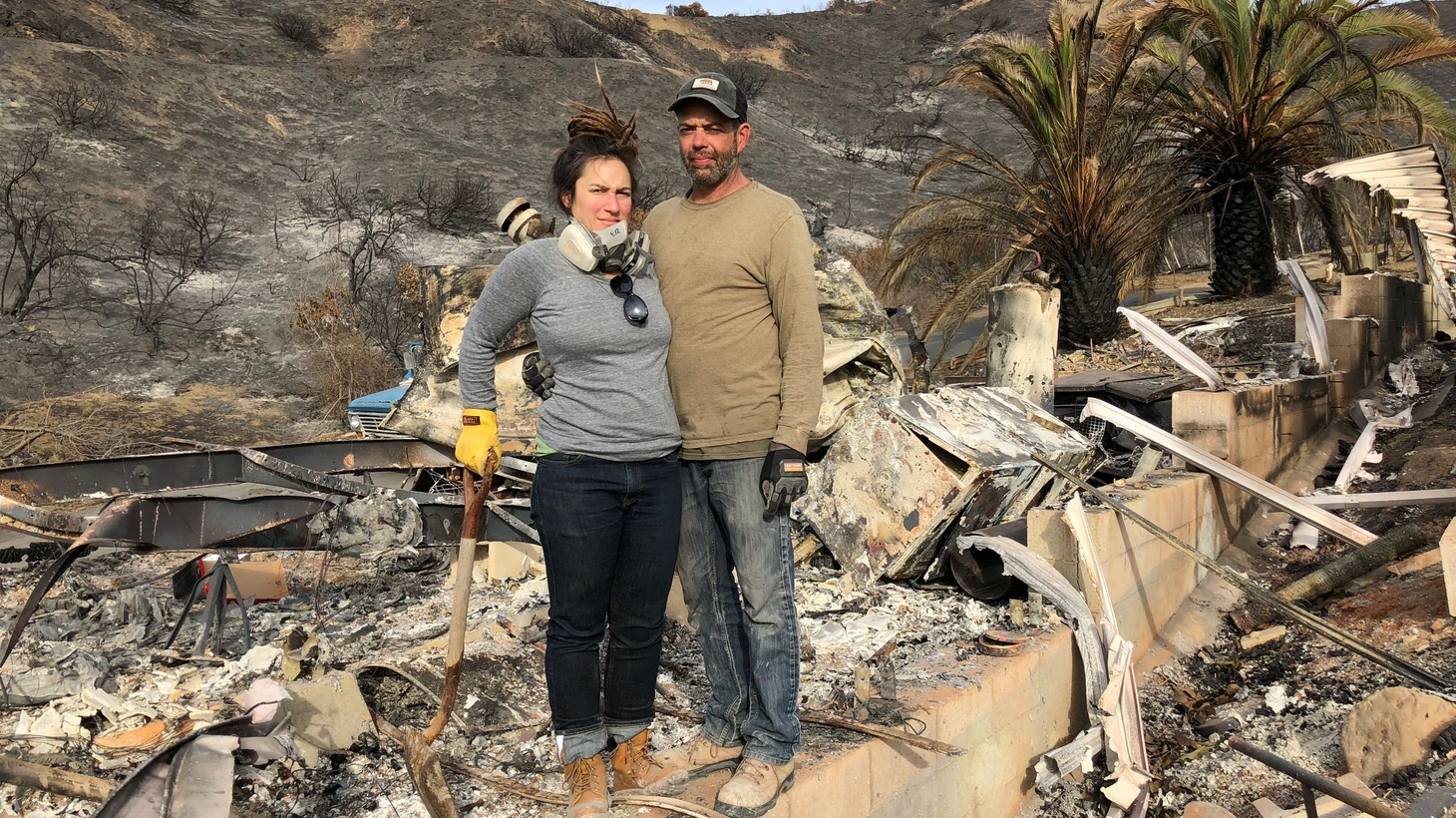 When the Thomas Fire hit the city limits, residents fled for their lives. They recall midnight evacuations and near misses.