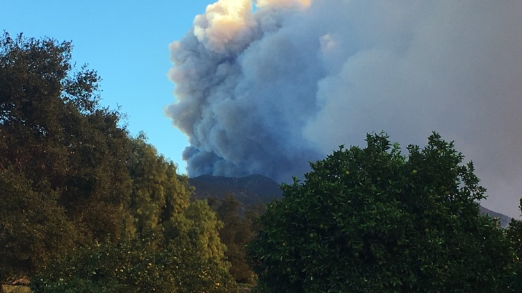 Ventura County residents recall how the largest fire in state history, at the time, ignited and threatened to engulf the city of Ojai.