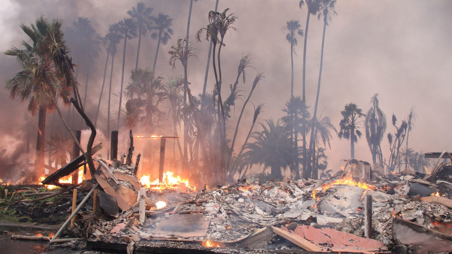 It's been nearly six months since the Thomas fire destroyed hundreds of homes in Ventura and Santa Barbara, including the iconic Hawaiian Village apartment complex just west of Ventura's City Hall.