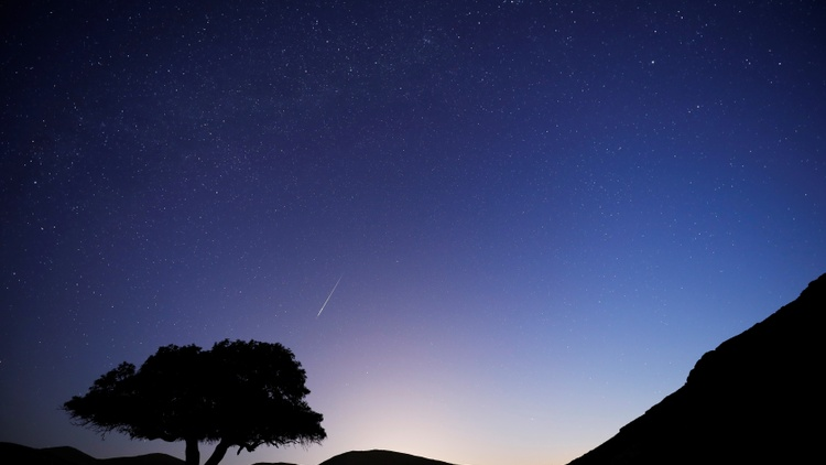Edwin Krupp of LA's Griffith Observatory shares the optimal times and places for watching the Perseid meteor shower.