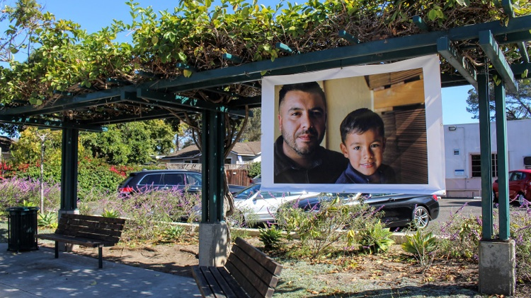 Dozens of large colorful portraits are currently hanging along the sidewalk of Linden Avenue in Carpinteria.   They were captured by photographer Patricia Houghton Clarke, and are part…