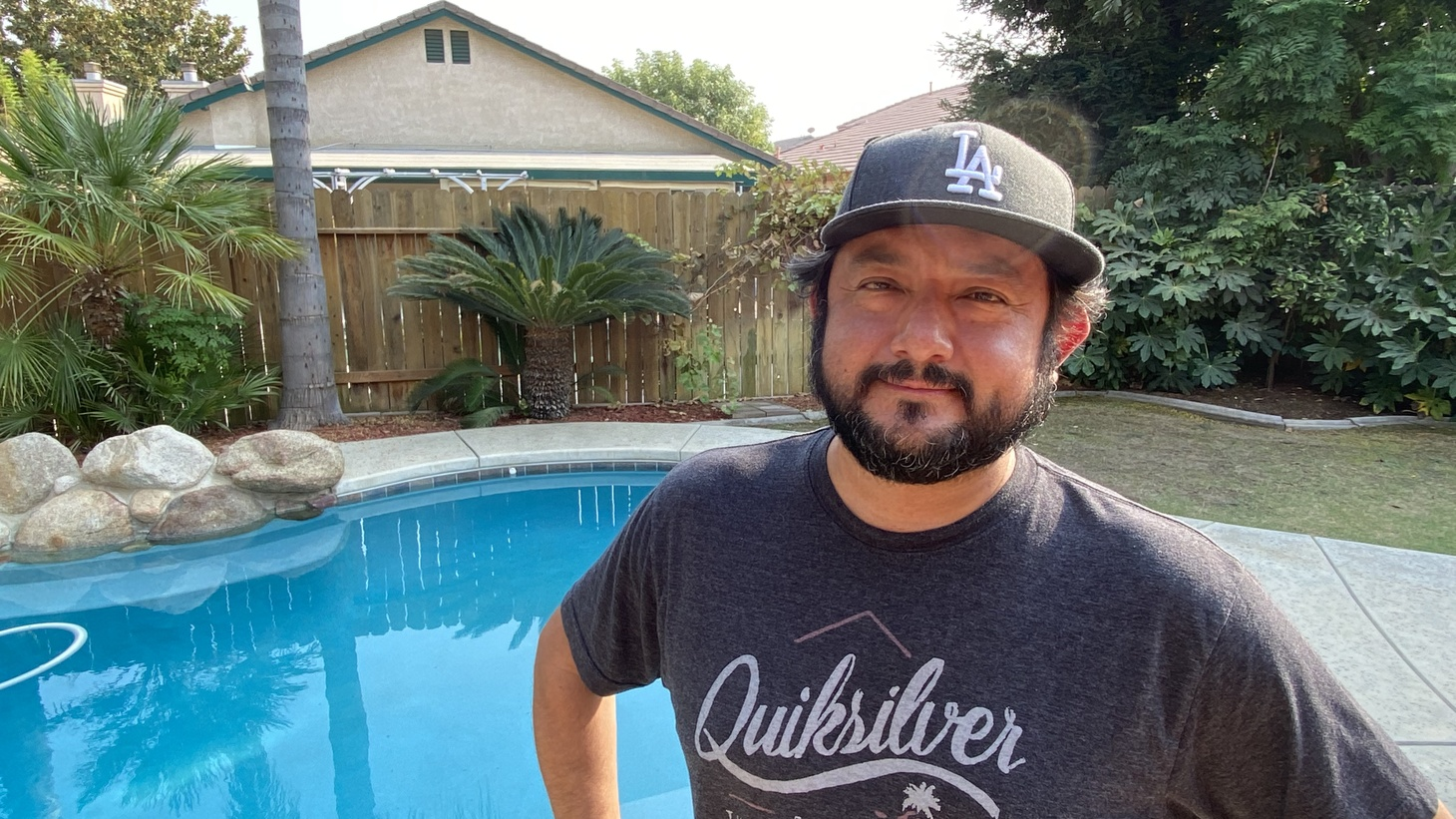 Eliott Motta is a 40-something, single, warehouse manager born and raised in Los Angeles. He moved to Bakersfield a couple of years ago.