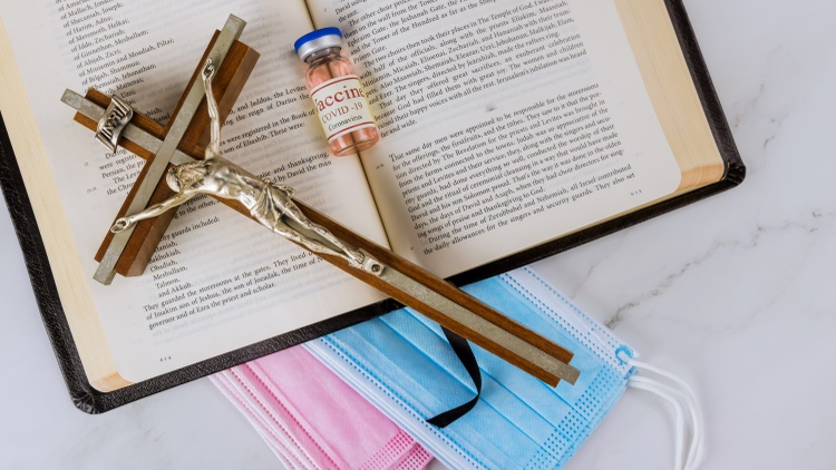 Religious exemption may be a loophole in vaccine mandates