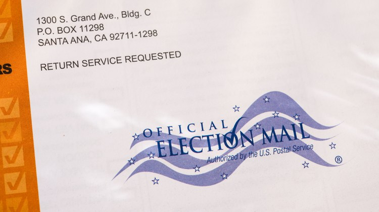 Election officials are urging voters to cast 2020 ballots early, due to the ongoing threat of COVID-19 and postal service delays.