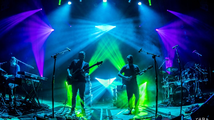 The jam band scene has exploded in the last 15 years. Musicians inspired by the Grateful Dead and Phish have created their own sounds, styles and bands. Spafford is one of them.
