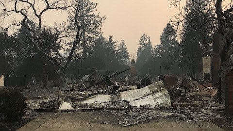 Checking in with Camp Fire survivors 1 year later