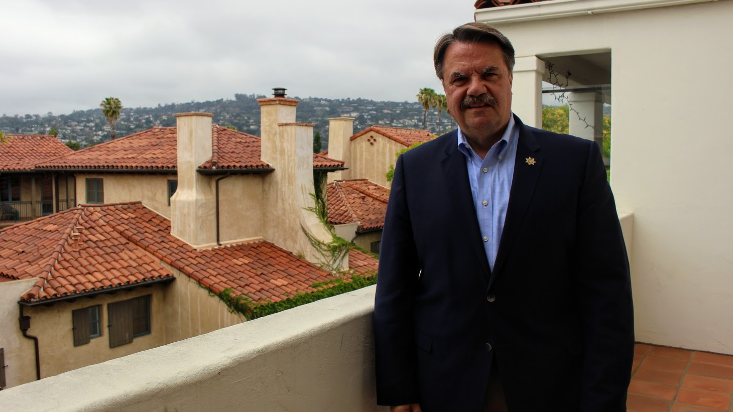 In Santa Barbara, one of the most competitive primary races is for County Sheriff.