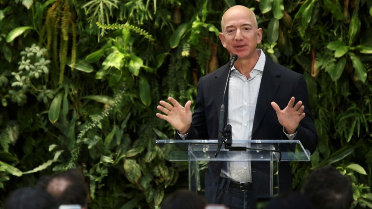Amazon has announced it will no longer test most job applicants for marijuana use, save for employees who fall under regulations of the Department of Transportation like delivery…