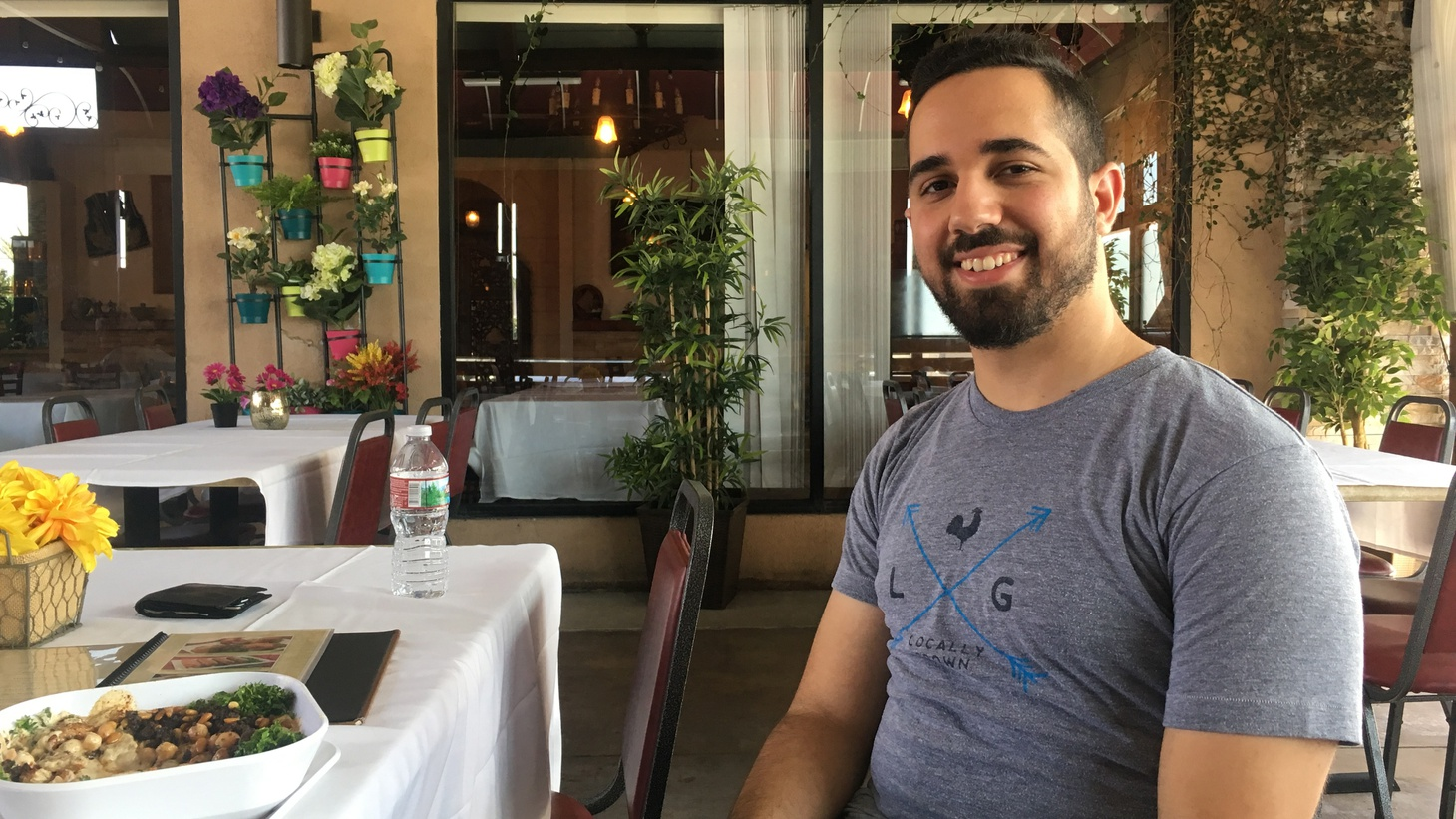 Since Trump's election, Syrian Americans have been following the news and keeping up with their families back home.