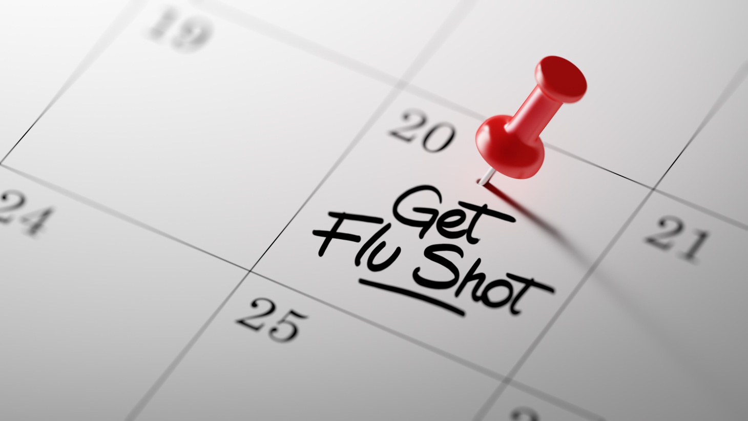 """Now that kids are back in school, they're likely to bring home the flu. """"I definitely am going to encourage my patients, and even my own children, to get the [flu] vaccine,"""" says Dr. Jose Mayorga of UCI."""