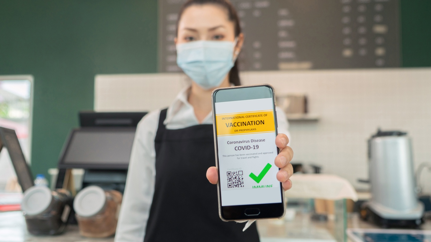 People looking to use public indoor facilities like restaurants, gyms and movie theaters in Los Angeles will likely soon have to flash their proof of vaccination. Also across California, the number of institutions that want to see your vaccination card is growing.