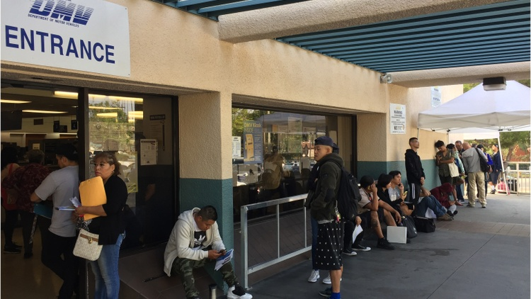 Have you visited a DMV office in California recently? Did it seem like wait times were not just bad, but a lot worse than usual? Well, it's not you—they have been.
