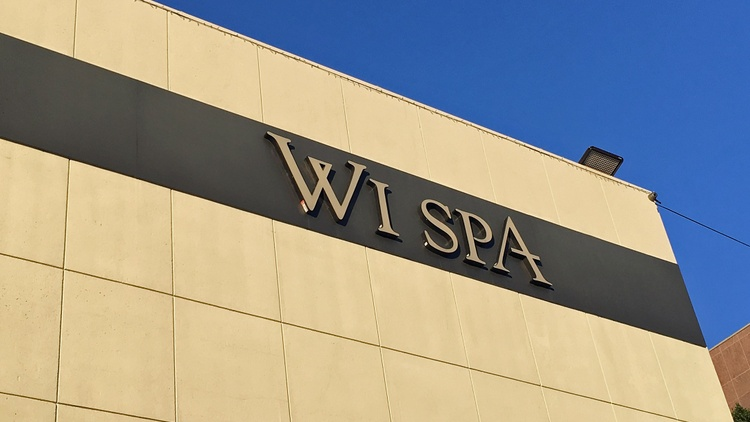 Koreatown's Wi Spa is the latest battleground in the culture wars — after a video went viral suggesting a transgender patron was admitted to a women-only section of the spa.