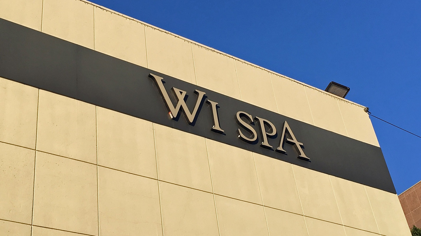 Wi Spa in Koreatown became the battleground over transgender rights after the business' policy to allow transgender women to use women's facilities sparked uproad among far-right activists.