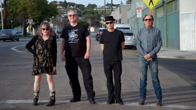 The West Coast punk scene exploded in the late 1970s and early 1980s with X leading the charge. Now some 40 years later, the band is out with a new album amid the backdrop of COVID-19.