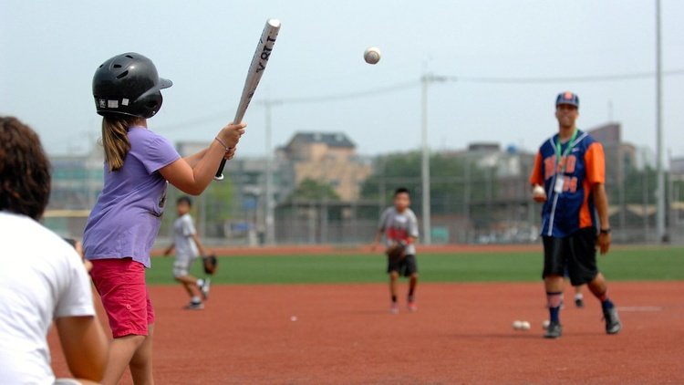 After a year on the sidelines, young athletes can trickle back to the playing fields
