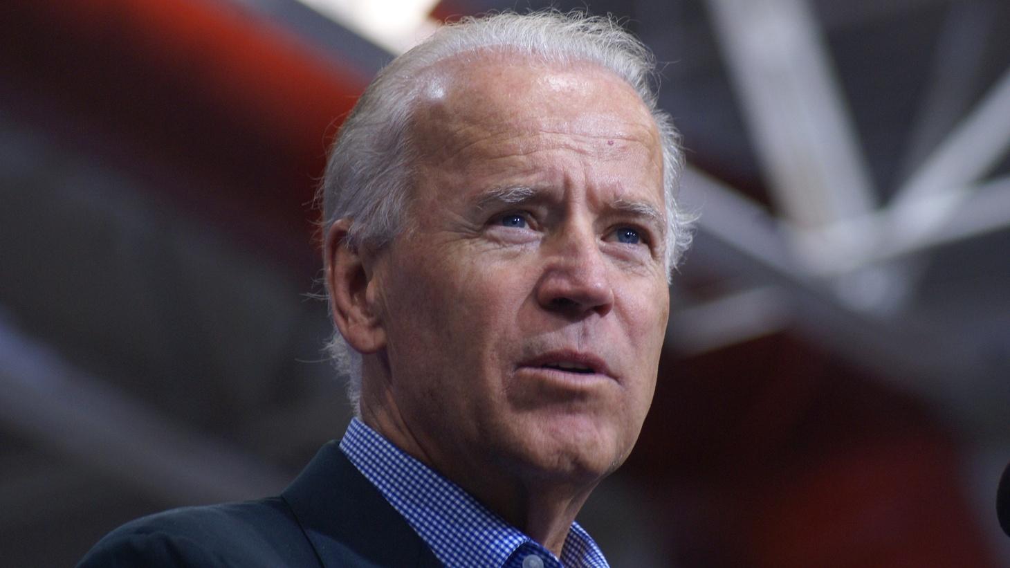 Senator, Joe Biden