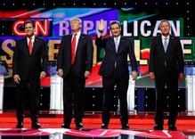 A Friendly GOP Debate?