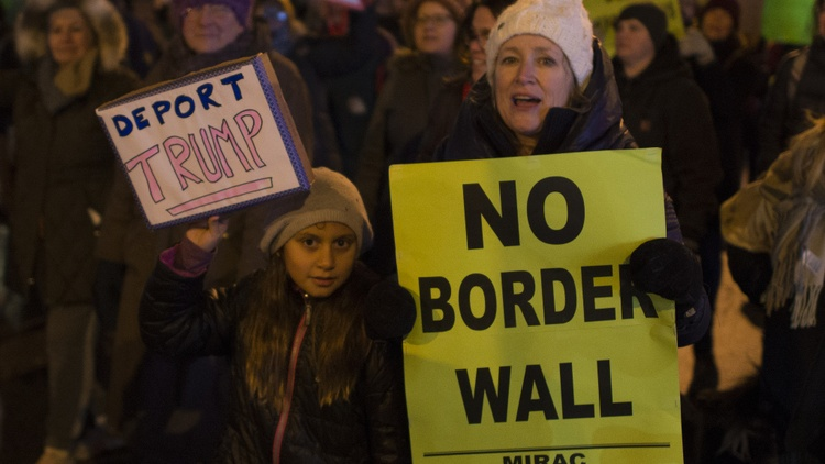 Democrats seem unlikely to give in to President Trump's wall funding demands, making another government shutdown likely.