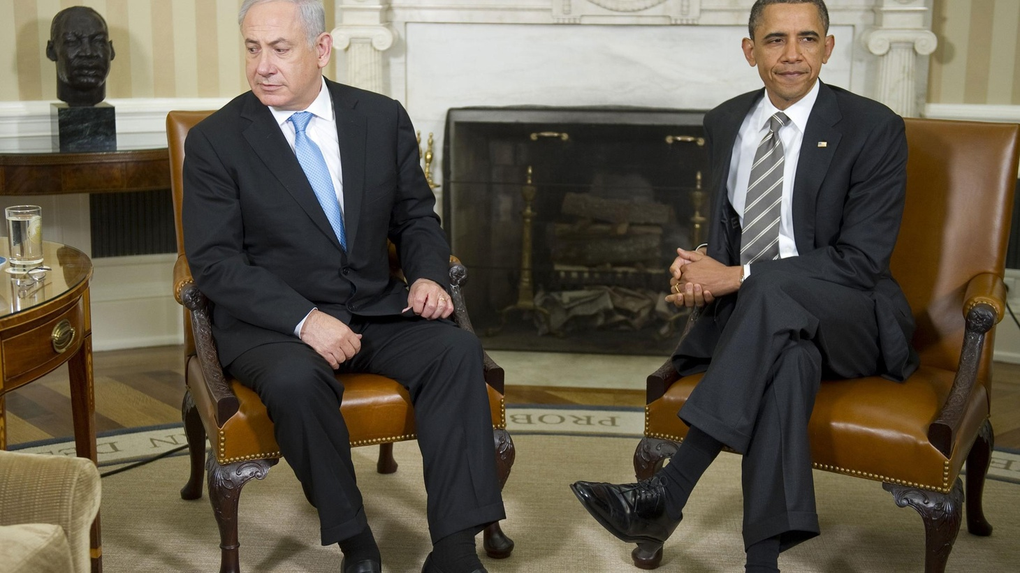Obama and Israel's Netanyahu strain to compromise, sex scandals of the rich and powerful, Newt's presidential bid hits a snag and Cornel West's broadside against Barack Obama.