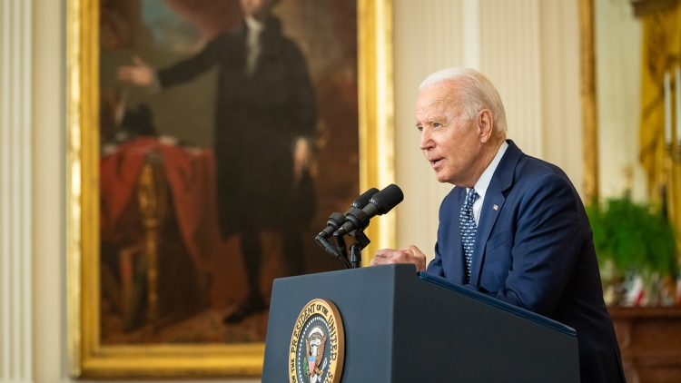 Biden has 99 problems and the ports back logs are just one
