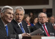 Blah Jobs, Grilling Hagel and Immigration Reform
