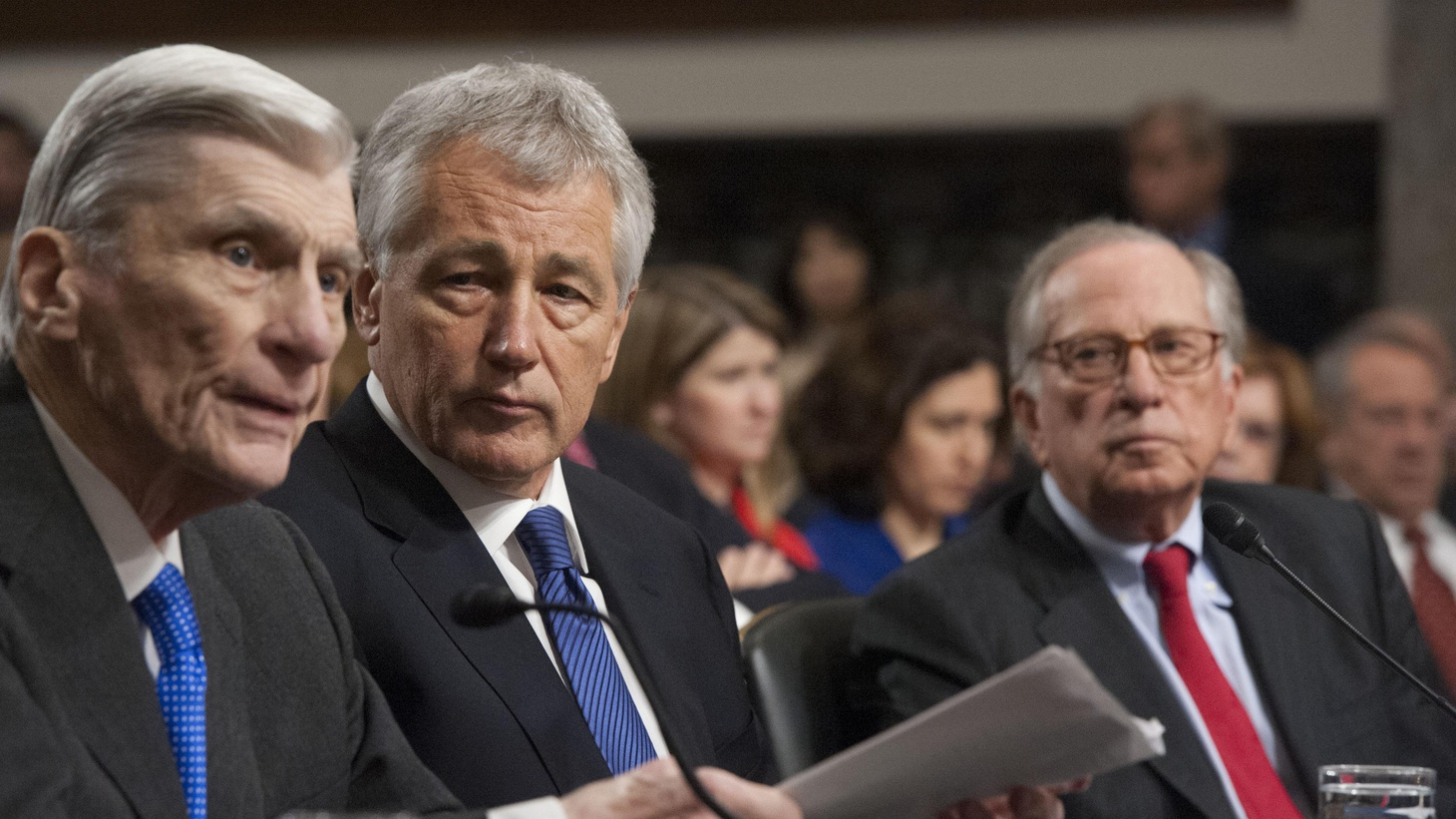 Another blah jobs report, Hagel on the firing line and is this the year for immigration reform?