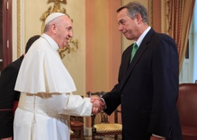 Boehner, Pope, China and VW Emissions