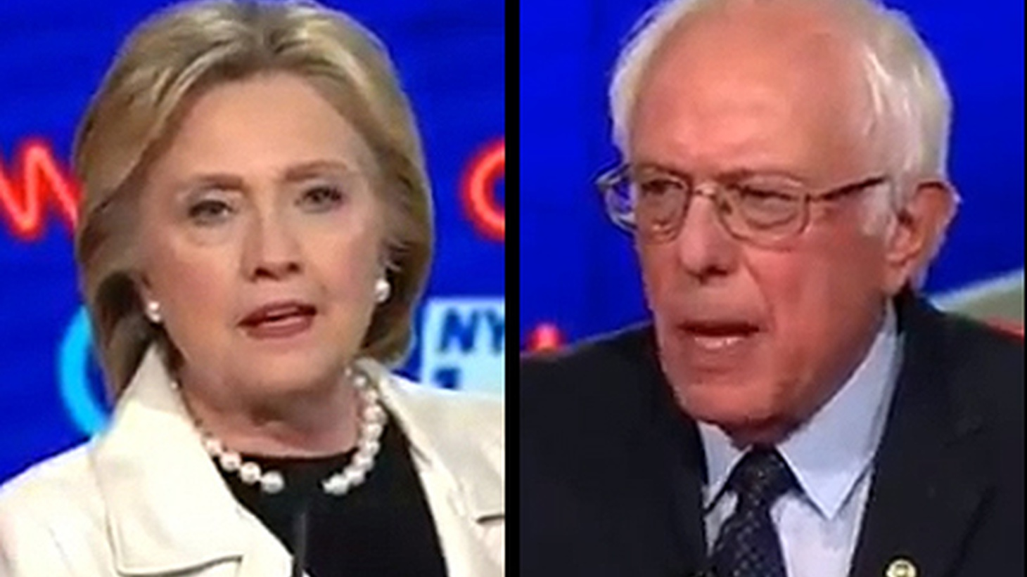 Rep. Barney Frank says Bernie Sanders should clarify what size of bank is acceptable.