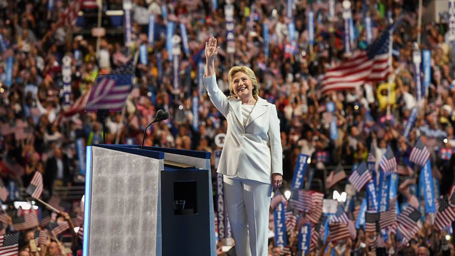 How did Hillary Clinton's convention measure up?