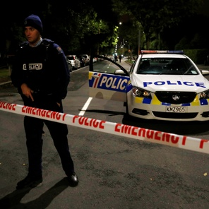 Deadly terror attacks in New Zealand
