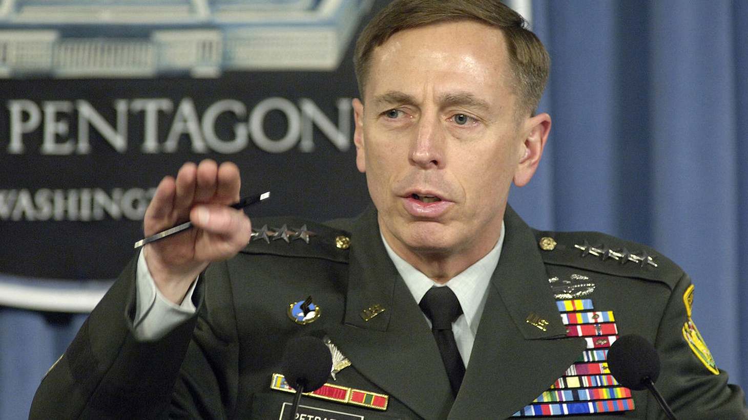 American drones kill hostages, Governor David Petraeus gets off easy, the Clintons under fire.