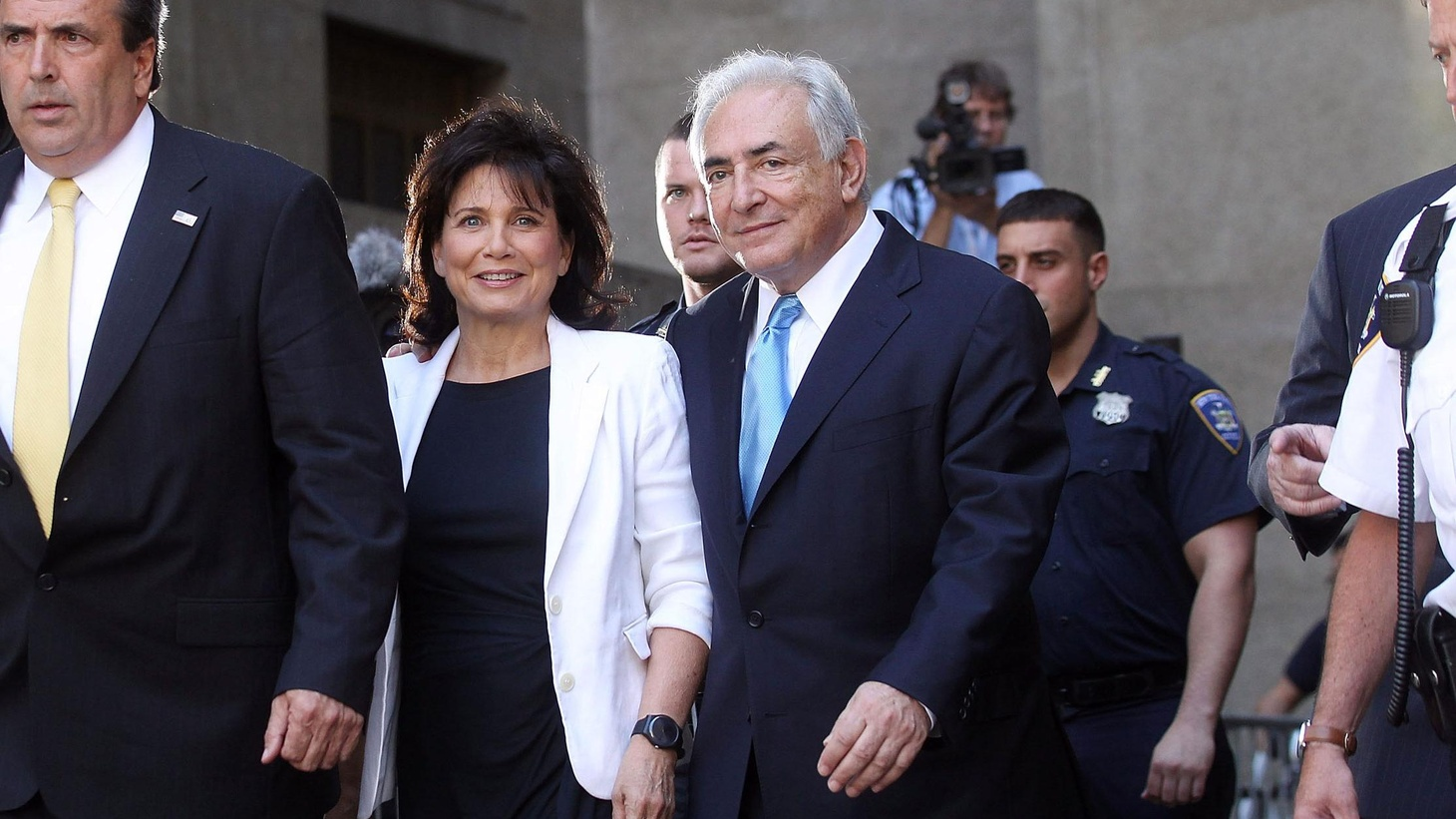 Today, the sexual assault case against former IMF head Strauss-Kahn, President Obama's news conference, Bachmann's presidential campaign, and gay marriage in NY.
