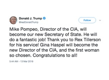 Fired In A Tweet