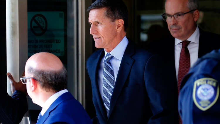Mike Flynn pleads guilty to lying to the FBI about Russia investigation.