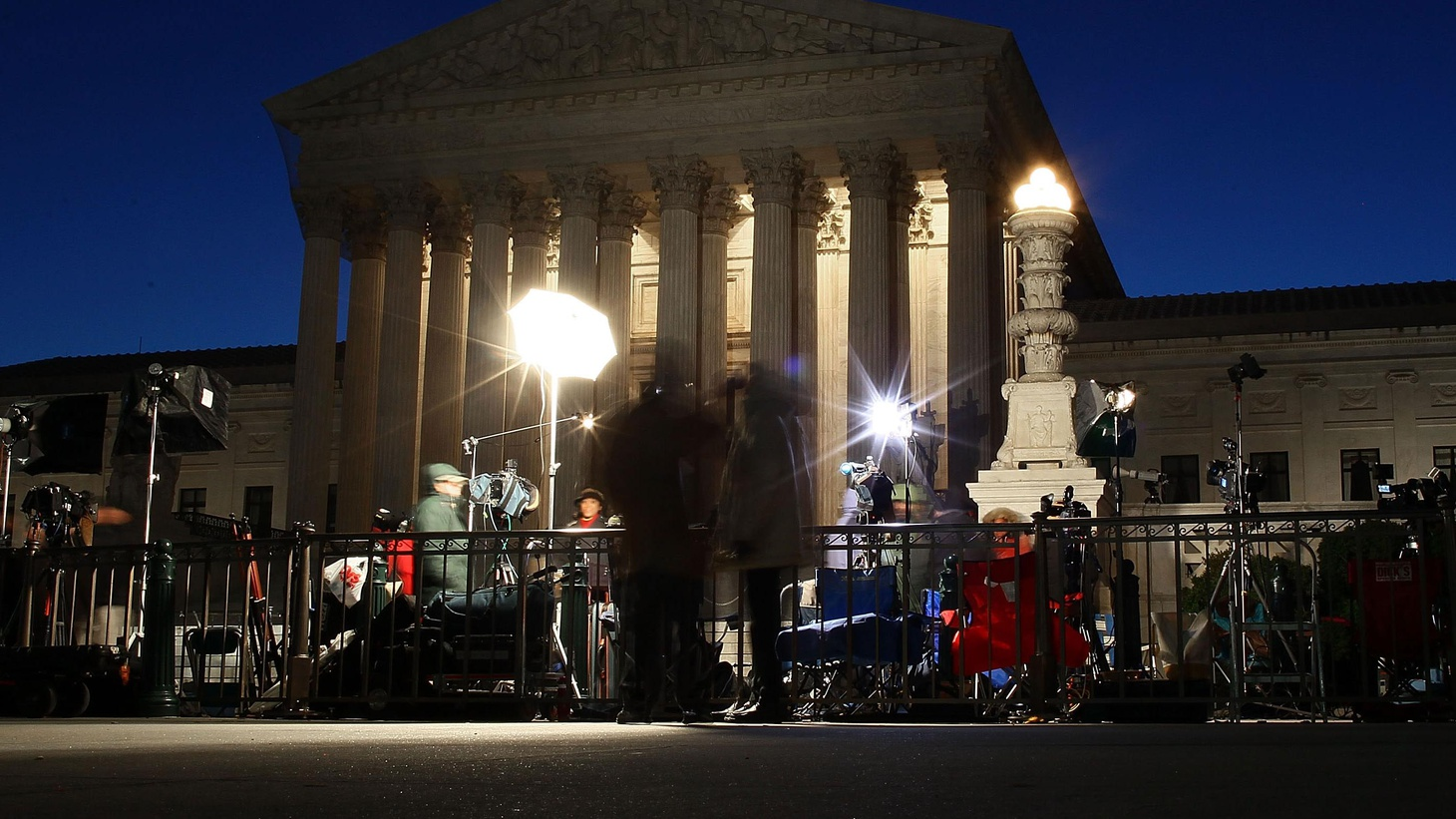 The US Supreme Court heard 3 days of arguments over the Affordable Care Act. Is this the end of the mandate? Our system of social insurance? What of judicial deference?