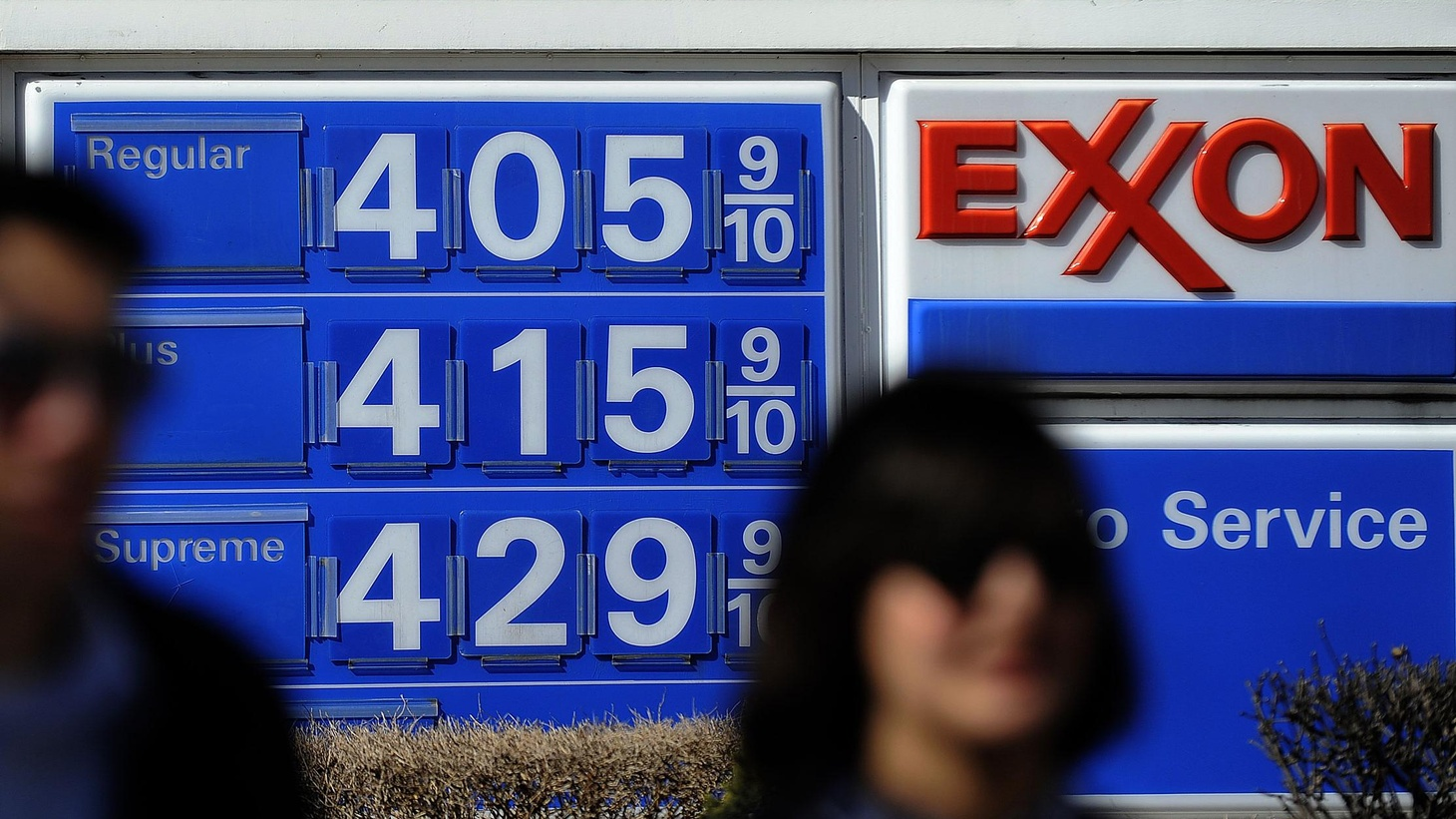 Romney hangs Santorum by his Senate record. Gas prices keep going up -- but is that such a bad thing? Oh right, maybe it is. US winks at, nudges Syria's opposition.