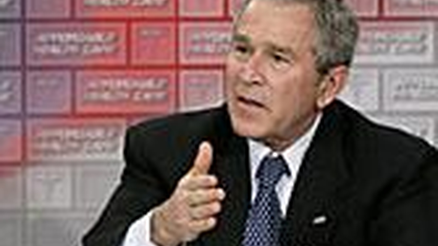 Should Bush be spanked?  Is Libby a rat?  Plus, only 648 days until the election. (Arianna Huffington is away.)