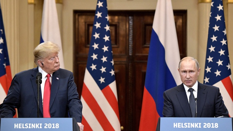 We've all seen the press conference between President Trump and Vladimir Putin. Is there more to it?