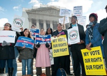 Monumental Movement on Gay Marriage, Voting Rights and Immigration