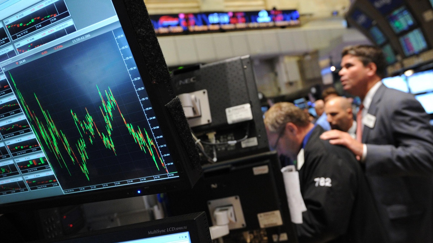 We reflect on the week's volatile trading on the stock market and the riots in the UK. Plus, the GOP debate in Iowa and anticipation of Texas Governor Perry's candidacy...