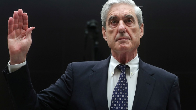 Mueller says little, but was that the point?