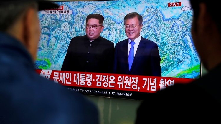 Kim Jong-Un of North Korea and Moon Jae-In of South Korean had a historic meeting where they set big goals for peace and denuclearization.