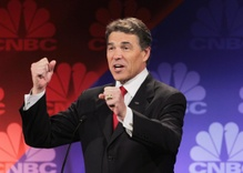 Perry's Brain Freeze and the GOP Race for President
