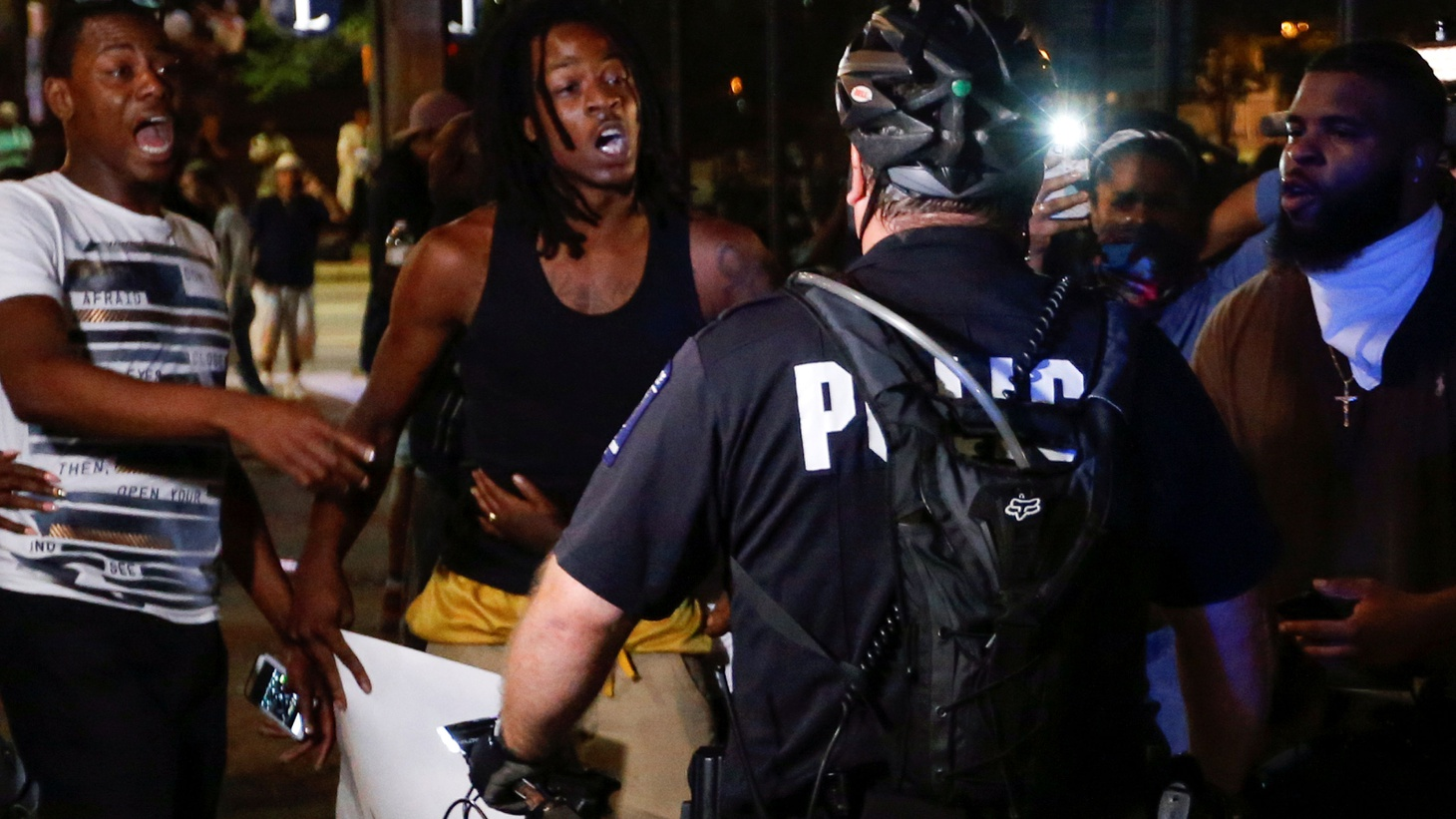 Should the Charlotte police department release video of an officer shooting?