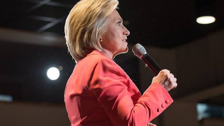 "Hillary talks ""shortermism,"" Democratic infighting and Trump makes waves again."