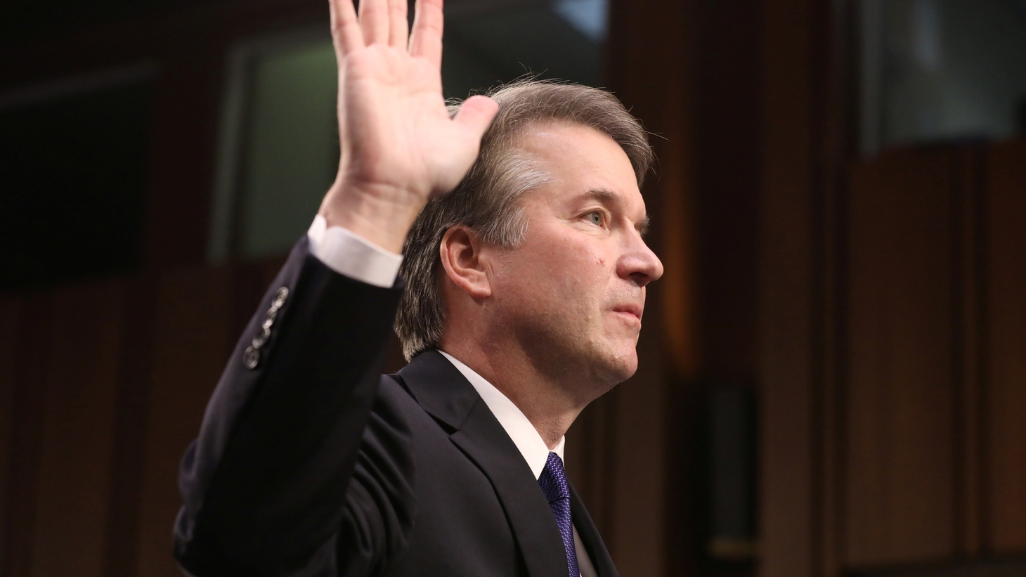 "The Brett Kavanaugh confirmation hearings and ""Fear"" inside the White House."