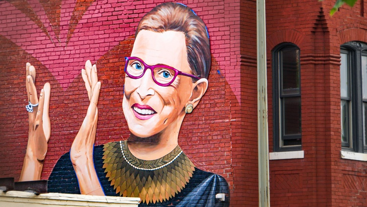 Ruth Bader Ginsburg and the future of the Supreme Court