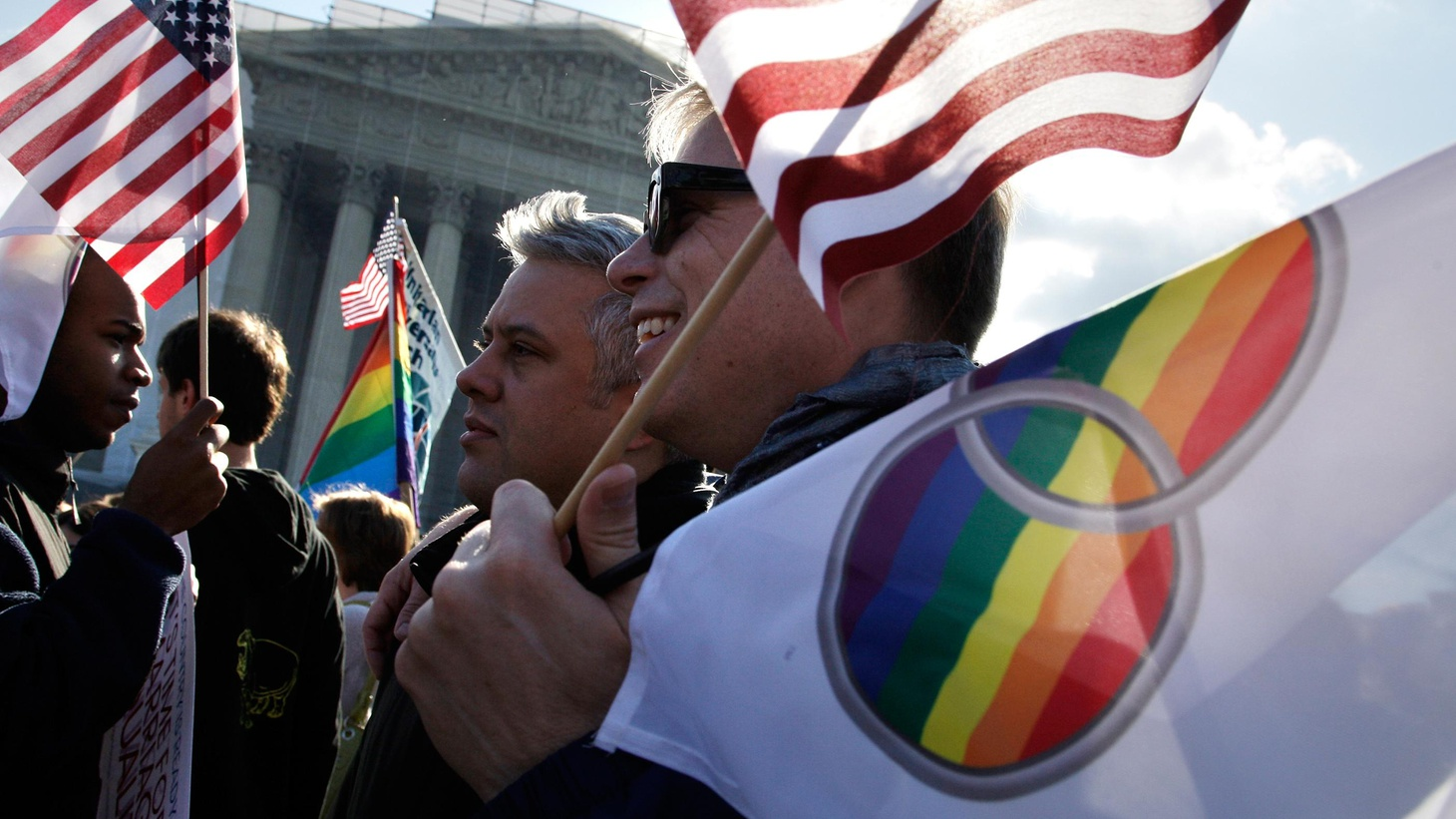 The Supreme Court and same-sex marriage; plus immigration policy.